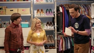 The Big Bang Theory 06x19 : The Closet Reconfiguration- Seriesaddict